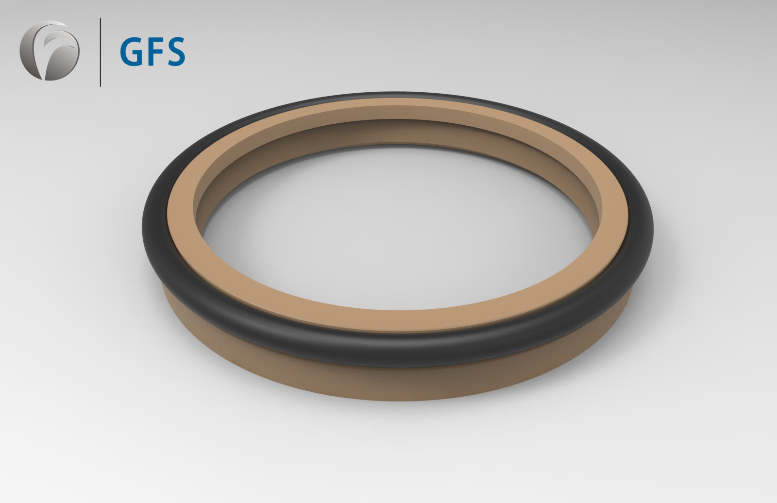 SED - WE5,B+S AD Customized PTFE PU Wiper Seal with O-ring