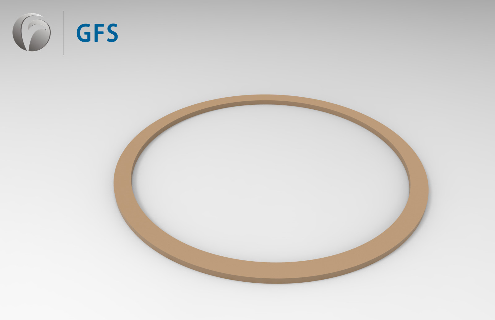 BUR - Customized PTFE Static Seal (rectangle profile)